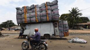 Près de la moitié des morts sur la route sont causés par des motocyclistes au Togo, au premier semestre 2019.