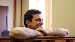 Илья Яшин уже отбыл два административных ареста, теперь ему грозит третий