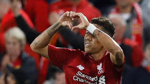Roberto Firmino came off the bench to score Liverpool's winner against Paris Saint-Germain at Anfield.