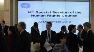 Le Conseil des droits de l'homme de l'ONU a révisé à la hausse le bilan des violences post-électorales en Côte d'Ivoire.
