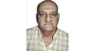 Даниэль Гальван Вина на фото МВД Испании