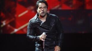O porto-riquenho Luis Fonsi, autor de 'Despacito', levou quatro estatuetas no Grammy Latino em 16 de novembro de 2017.