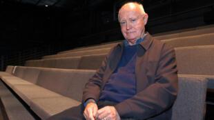 The British playwright Edward Bond