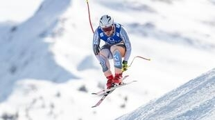 Aleksander Aamodt Kilde goes top of the World Cup standings
