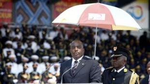 President of the Democratic Republic of Congo, Joseph Kabila.