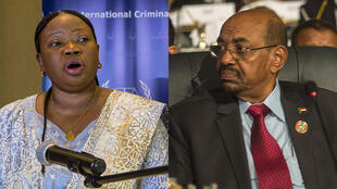 Fatou Bensouda babbar mai gabatar da kara a kotun ICC da Shugaban Sudan Omar Al-Bashir