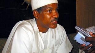 Iya Mohamed (ici en 2002) est suspecté de détournement de fonds.