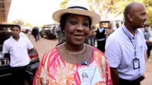 Bà Fatma Samoura, người Senegal, tân tổng thư ký FIFA