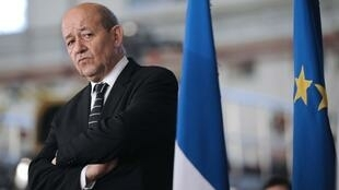 French Defence Minister Jean-Yves Le Drian said there should be better coordination among security forces of countries in Africa