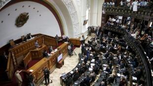 L'Assemblée nationale vénézuélienne va devoir débattre d'un projet de loi déposé par l'opposition sur l'« amnistie » envers les « prisonniers politiques »,