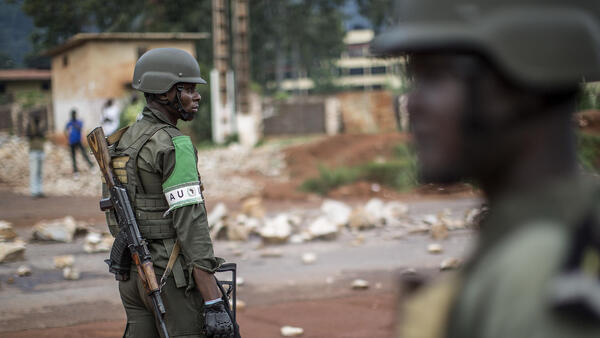 Bangui, le 30 mai 2014.