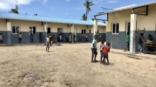 Escola Primária Completa do Vaz, Beira, Moçambique
