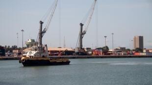 Le cargo «Bonita» a été attaqué par des pirates armés à 16 kilomètres des passes d'entrée du port de Cotonou (image d'illustration)