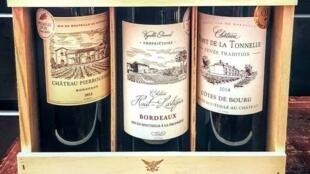 Tại Pháp, hơn 54 triệu chai được bán trong mùa Hội chợ Rượu vang