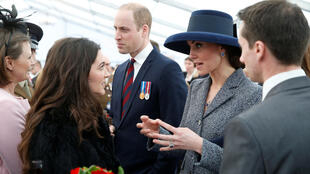 Prince William and his wife Kate will be on a two-day visit to Paris starting Friday.
