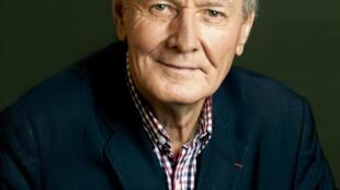 Photographie portrait de Michel Meyer.