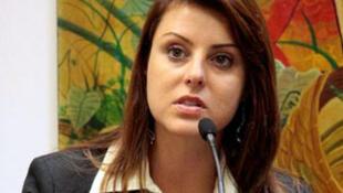 A deputada ítalo-brasileira, Renata Bueno