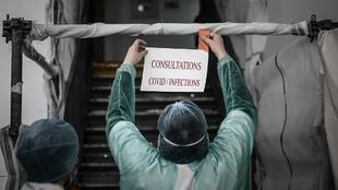 Consultas covid-19