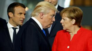 Le conseiller économique du président américain a précisé que Trump a dit que les Allemands étaient « Bad », c'est-à-dire méchants ou ingrats,  sur le dossier du commerce.