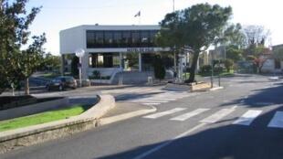 Castelnau-les-Lez town hall