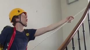 Image extraite de la vidéo Youtube de Norman : la recherche du 1er appartement quand on est jeune et étudiant.