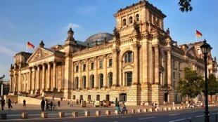图为德国议会大楼