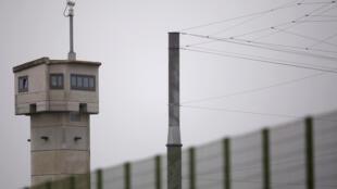 Prisão de Carquefou, perto de Nantes.