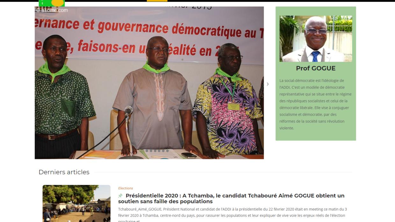 Présidentielle au Togo: entretien avec François Kampatib
