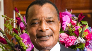 Denis Sassou-Nguesso, President of Congo-Brazzaville, hosted a meeting of African leaders who discussed the postponed elections in Democratic Republic of Congo.