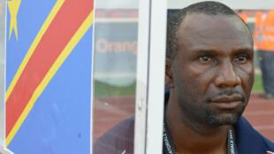 Le sélectionneur des Léopards de RD Congo, Florent Ibenge.