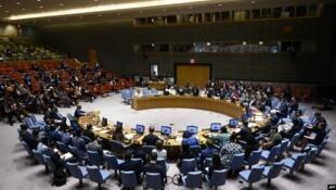 جلسه شورای امنیت سازمان ملل متحد