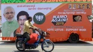 Chiến dịch bầu cử Quốc Hội tại Ấn Độ khởi đầu từ ngày 11/4 và đến ngày 19/05/2019 mới kết thúc..