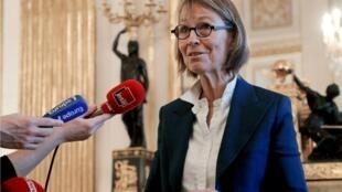 Франсуаза Ниссен подчеркнула, что хотела бы «признать талант» Кирилла Серебренникова