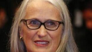 New Zealand film director Jane Campion
