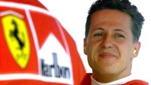 O alemão Michael Schumacher.