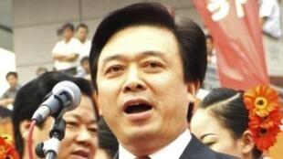 Ông Quách Hữu Minh (Gou Youming) Phó Chủ tịch Hồ Bắc, Trung Quốc