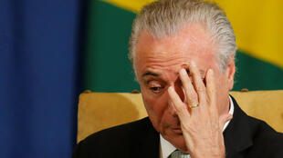 Michel Temer, Presidente da  República Federativa do Brasil.