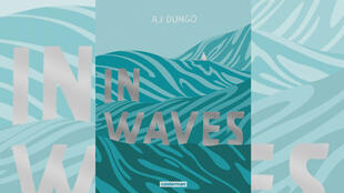 La couverture de la bande dessinée de Aj Dungo «In Waves».