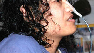 Irom Chanu Sharmila in 2009