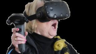 Cada vez más la realidad virtual se utiliza en el campo de la salud.