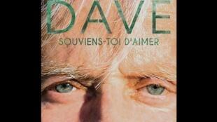 Pochette du nouvel album de Dave «Souviens-toi d'aimer» Label Malonito Music.