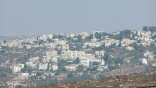 Une vue générale de Bir Zeit, en Cisjordanie (Photo d'illustration).