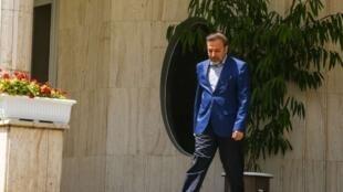 محمود واعظی، رئیس دفتر روحانی پس از جلسه هیأت دولت