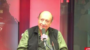 Le biologiste français Pierre-Henry Gouyon, professeur au Muséum national d'histoire naturelle.