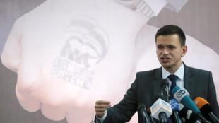 """លោក  Ilya Yashin អនុប្រធានបក្សប្រឆាំងក្រៅប្រព័ន្ធអំណាចនៅរុស្ស៊ី ឈ្មោះ""""បក្សសេរីភាពប្រជាជន"""""""