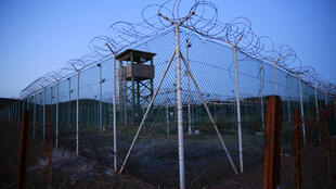 The Guantanamo Bay's Camp Delta in Cuba