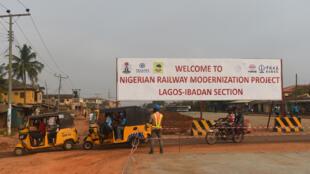 Construção de uma nova linha que ligará Iju, em Lagos, até Abeokuta, Estado de Ogun, no sudoeste da Nigéria.