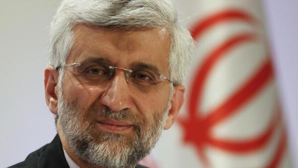 Saïd Jalili, le négociateur iranien pour le nucléaire, le 27 février 2013.