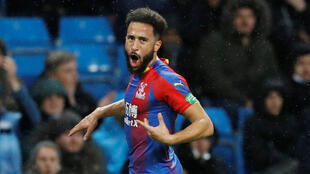 Andros Townsend scored Crystal Palace's second goal in their unexpected 3-2 victory at champions Manchester City.