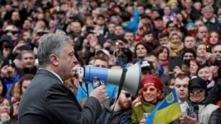 В первом туре президентских выборов Петр Порошенко получил почти 16% голосов